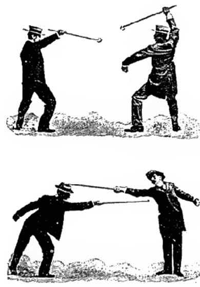 Figures 6 and 7: Barton-Wright (1901, p. 11).