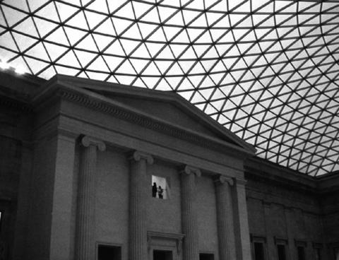 Picture 1 : British Museum, January 2004