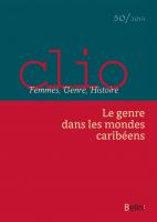 Couverture Clio 50-2019