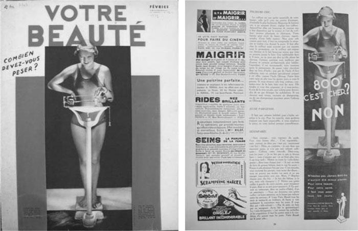 A magazine to make you beautiful  Votre Beauté and the cosmetics ... 22602b0d4e2