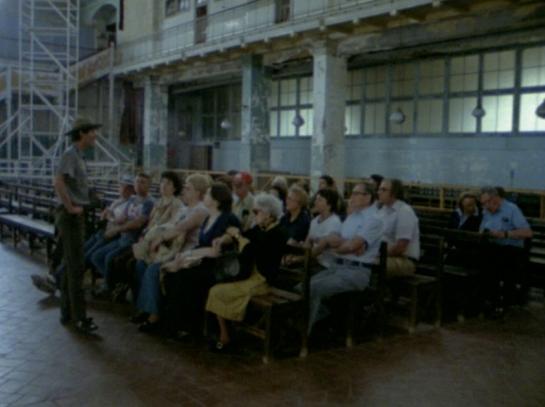 Ellis Island Dans La Fiction