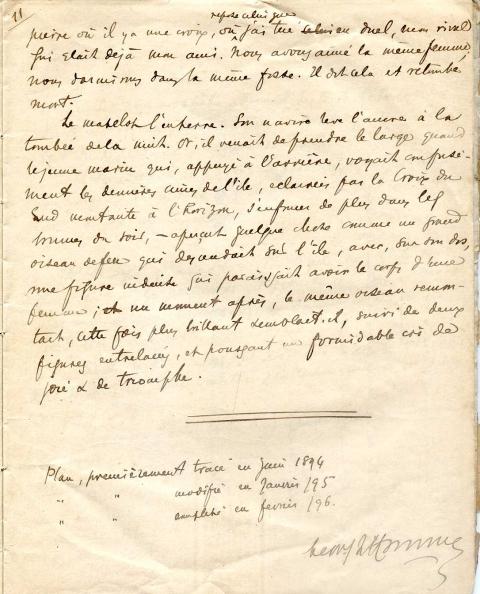Introduction à Lœuvre Du Mauricien Léoville Lhomme à