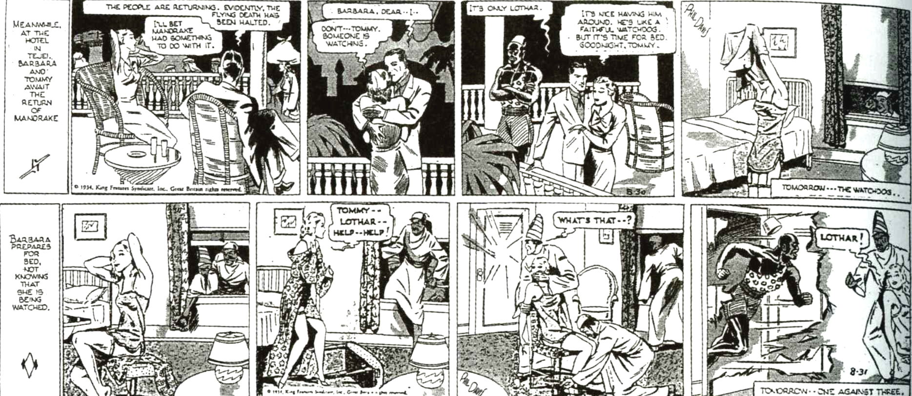 bande dessinee genre policier