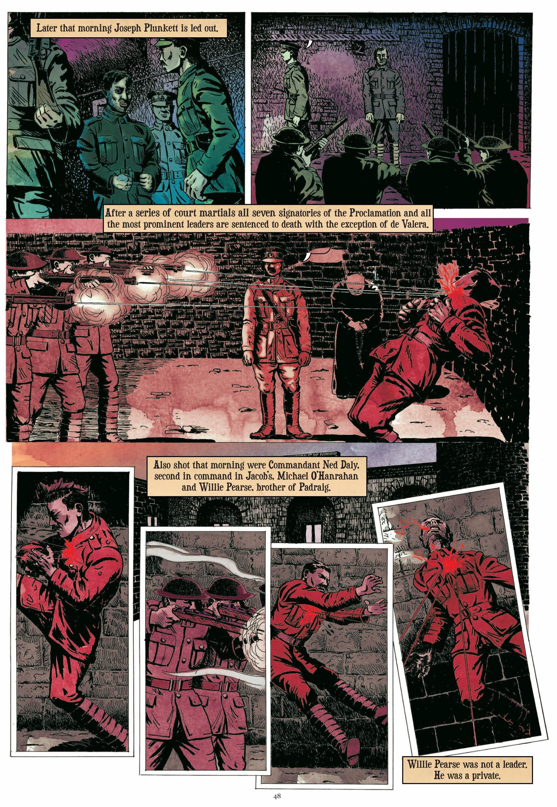 Histoire, histoires… Blood Upon the Rose de Gerry Hunt et