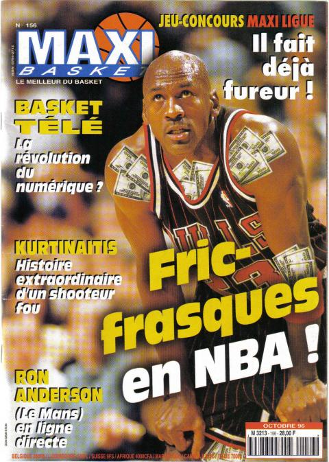 L\'ère étatsunienne du basket français
