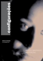 Revista Configurações nº20 - Justiça, Direito(s) e Instituições