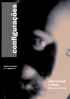 Nº 22 - Arte política e social: discursos e práticas