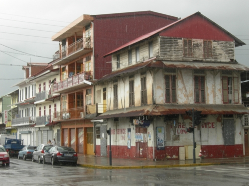 Guiana Francesa: uma análise geohistórica