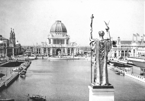 The Project Gutenberg EBook of Official Views Of The World's Columbian Exposition