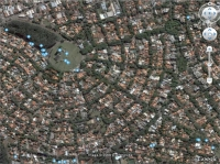 Goiânia no Google Earth