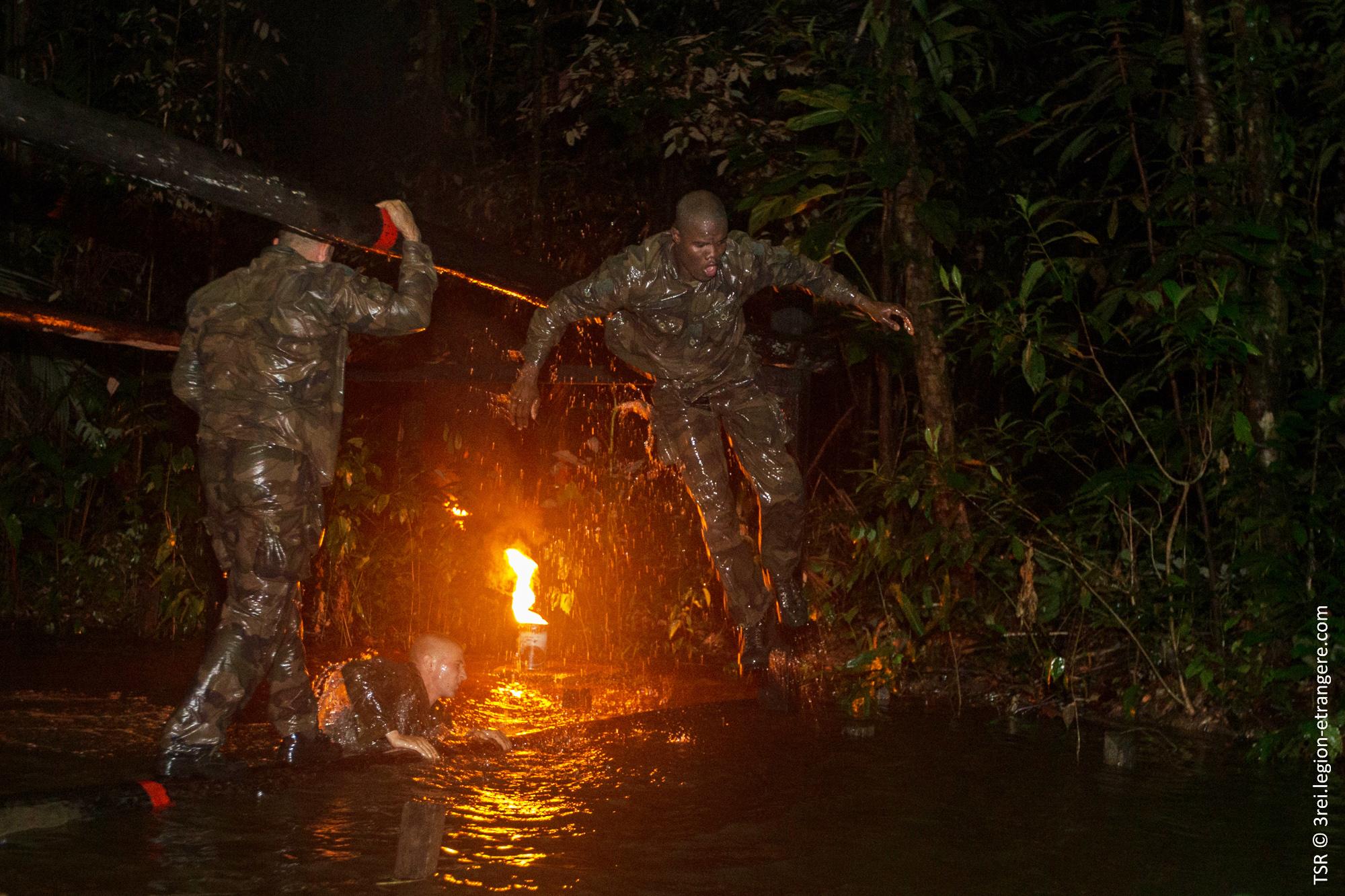 Floresta Do Mal Online with regard to deux mois à la légion : une autre vision de la forêt