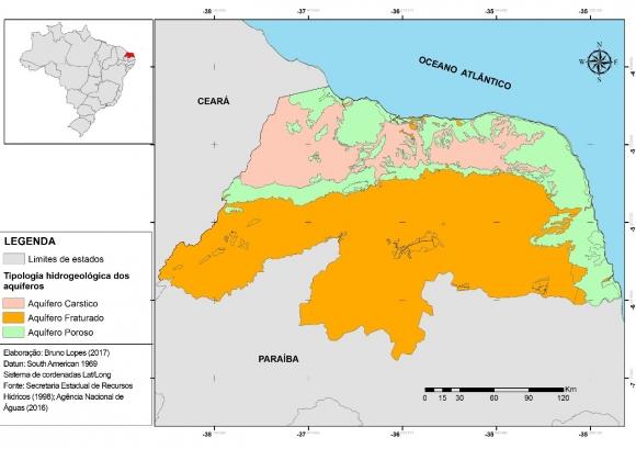 Os Recursos Hídricos Do Rio Grande Do Norte Uma Análise Da