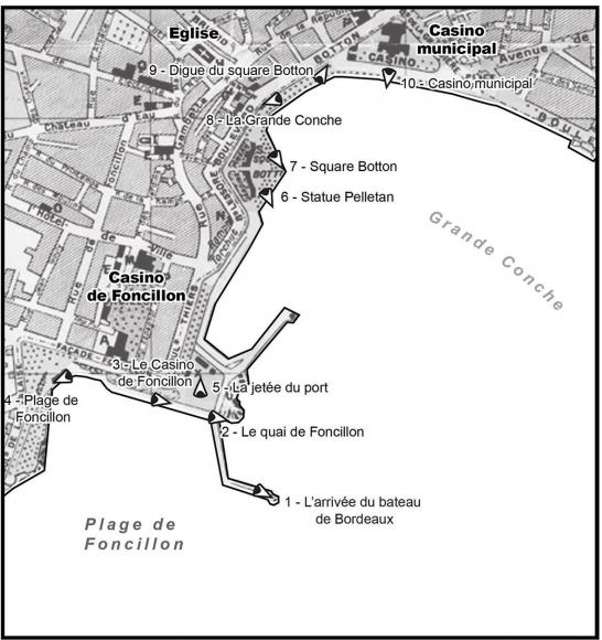 Carte Postale Photographique Et Balnearisation Des Villes