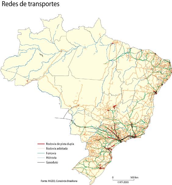 Orientacao Metodologica Para Construcao E Leitura De Mapas Tematicos