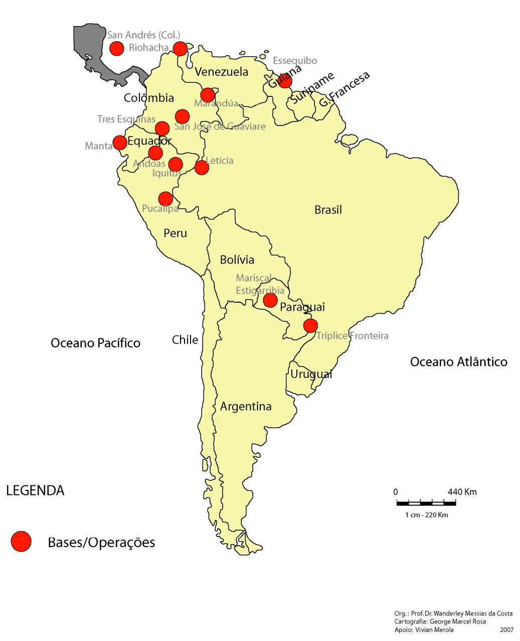 O Brasil E A America Do Sul Cenarios Geopoliticos E Os Desafios Da Integracao