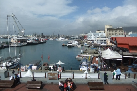Foto 2: Cape Town: um waterfront multifuncional