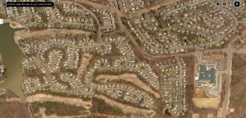 Chesterfield County - single-family residential areas- Low-density/Outer-Ring Suburban