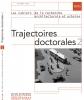 Trajectoires doctorales 2