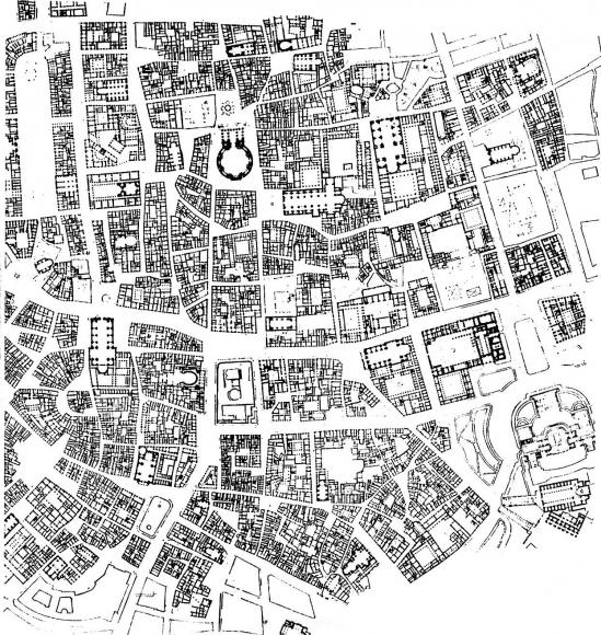 Saverio muratori 1910 1973 for Elenco studi di architettura roma