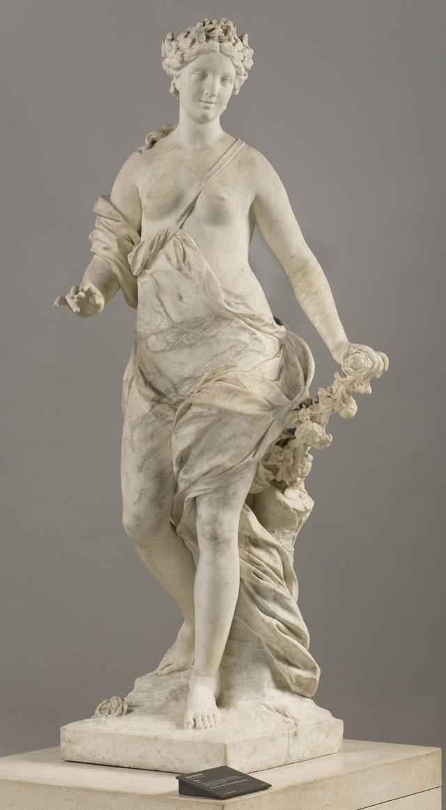 Les Sculptures De Marly De Louis Xiv Influence Vénitienne Et