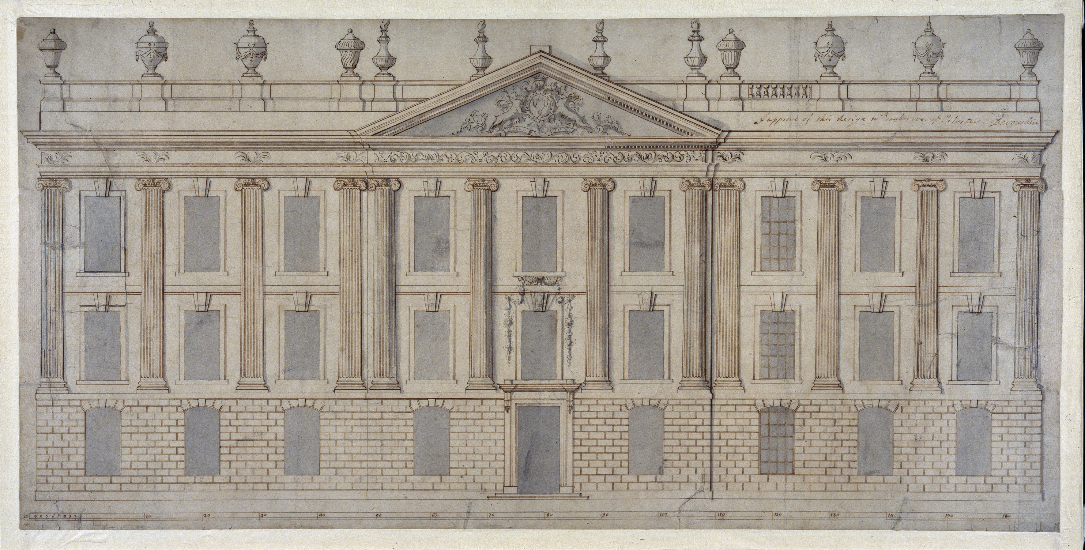 The Influence of the French Court on the 1st Duke of Devonshire's