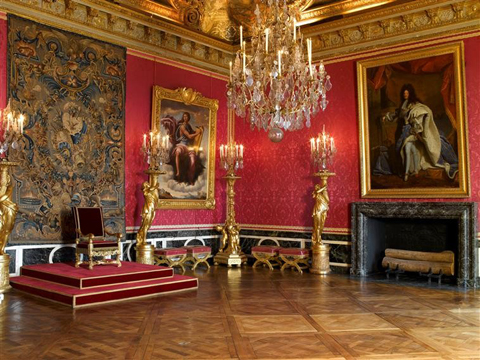 This is versailles the apollo salon for Salon de versailles