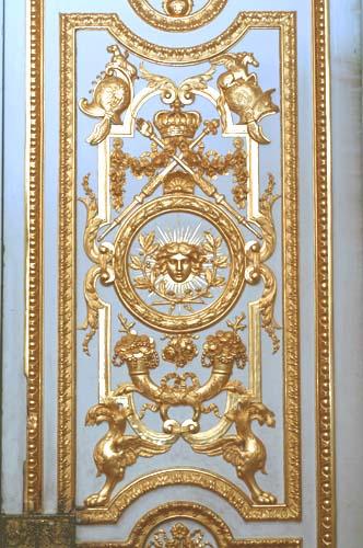 Insignes Du Pouvoir Et Usages De Cour 224 Versailles Sous