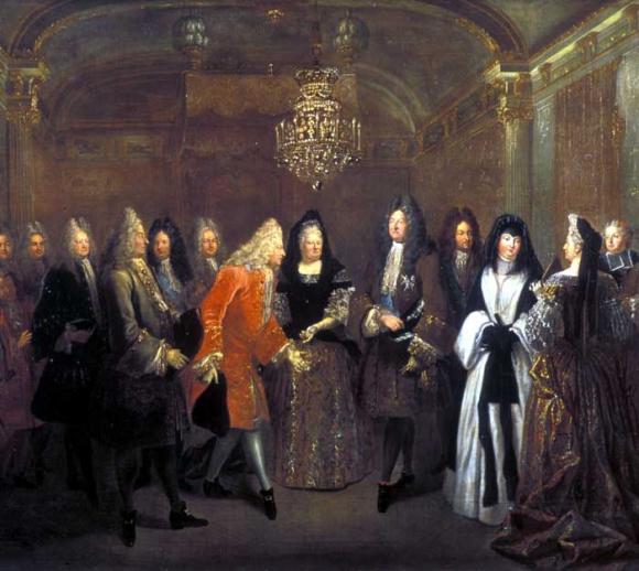 De Cour Insignes Du Et Sous Pouvoir Usages À Versailles Louis Xiv y8mN0vwOn