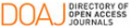 Logo Directory of Open Access Journals (DOAJ)