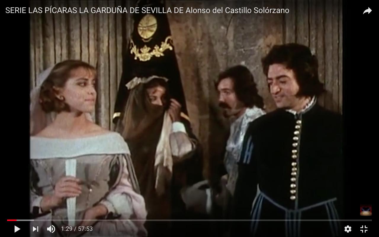 Ana Alonso Desnuda la garduña al desnudo: castillo solórzano en la adaptación