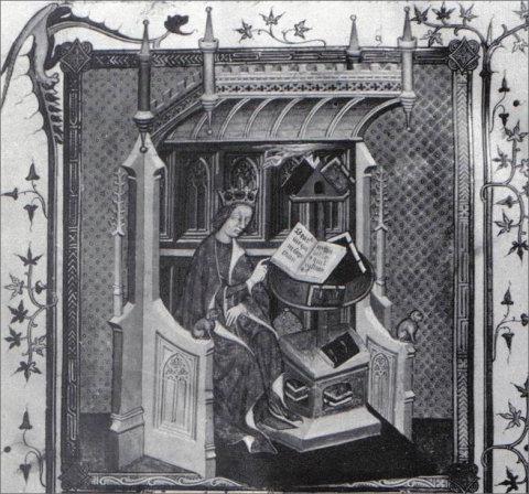 Fig. 1. Charles V in his study