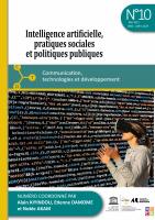 Intelligence artificielle, pratiques sociales et politiques publiques