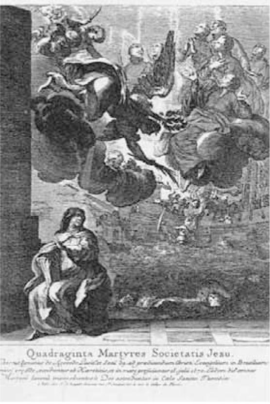 O martírio de Inácio de Azevedo e dos seus trinta e nove