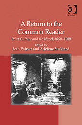 Beth Palmer et Adelene Bucland (éd.), A Return to the Common Reader