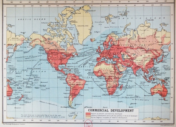 Reframing the 'South': Divisions of the Globe and British ...