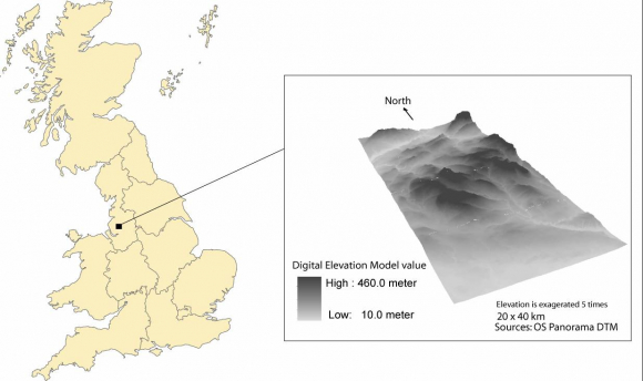 GIS-based accessibility analysis for network optimal
