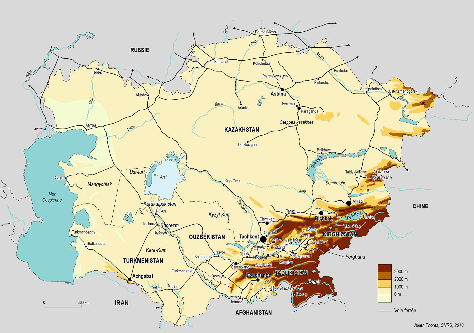 asie-centrale-carte-geographique