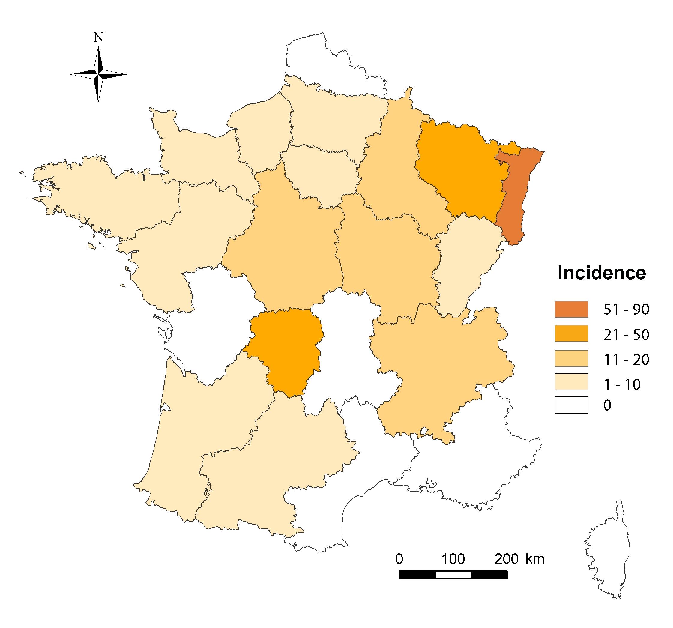 La borréliose de Lyme : un risque sanitaire émergent dans les forêts franciliennes