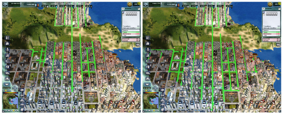 Video games and urban simulation: new tools or new tricks?
