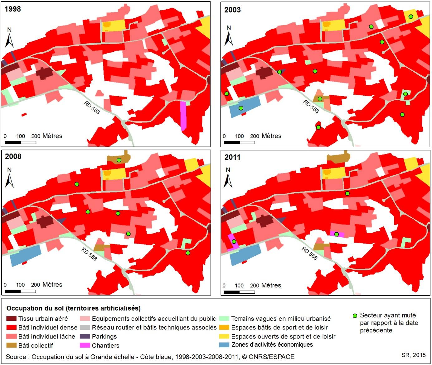 138a221d83e0a Entre étalement et densification : une approche fine de l ...