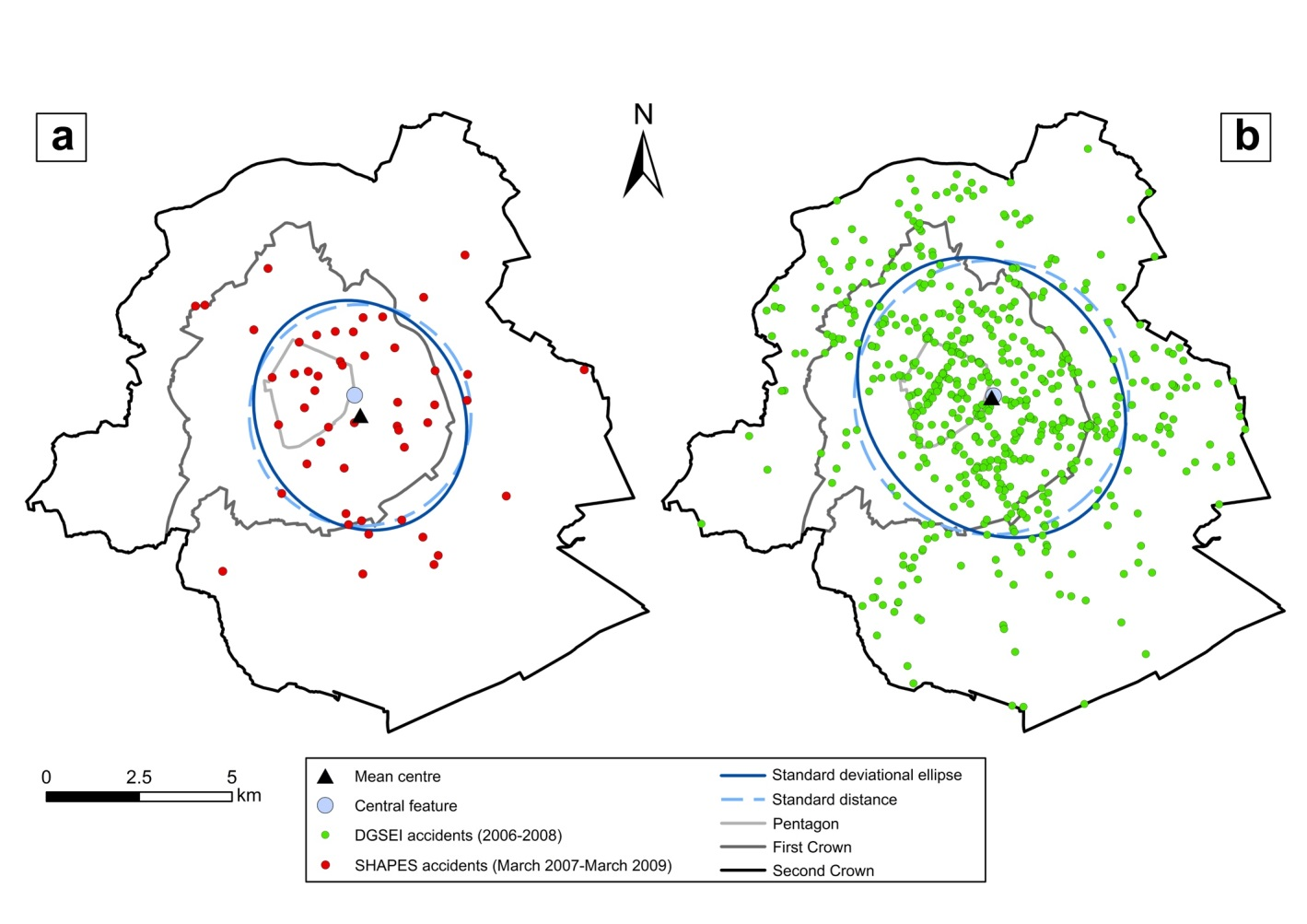 On the location of reported and unreported cycling accidents a agrandir pooptronica