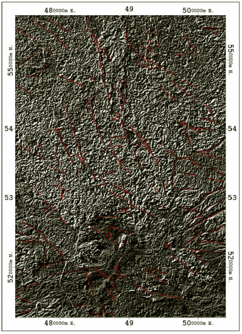 The use of Remote Sensing Technology in geological