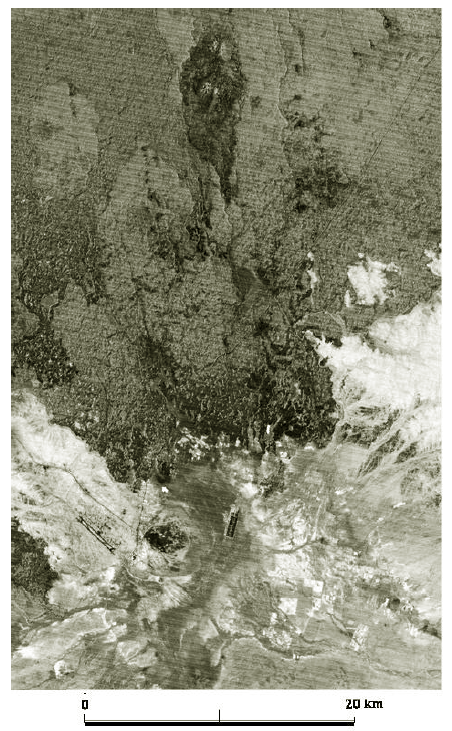 The use of Remote Sensing Technology in geological Investigation and