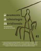 Document d'Archéologie Méridionale 41