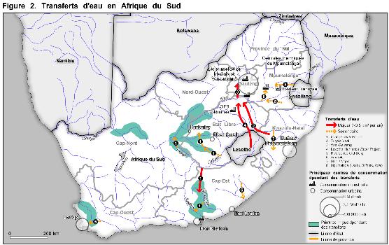 La politique de l eau en afrique du sud le difficile - Office du tourisme afrique du sud paris ...
