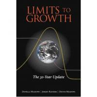 MEADOWS Donella, RANDERS Jorgen et MEADOWS Dennis, 2004, Limits to Growth. The 30-Year Update, Chelsea Green Publishing, 338 p.