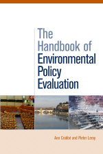 Ann Crabbé and Pieter Leroy, 2008, The Handbook of Environmental Policy Evaluation, Earthscan, London, 202 p.