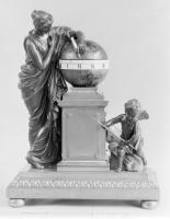 """Mantel clock (""""Pendule Clio"""")"""