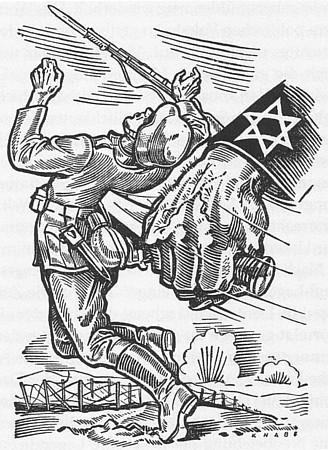 Resultado de imagen para el ejército alemán había sido «apuñalado por la espalda por la población civil».