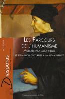 Diasporas 35   Les Parcours de l'humanisme